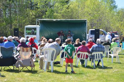 Fiddlers and Fiddlehead Fest