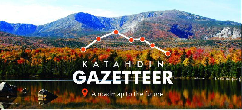 Katahdin Region Public Visioning Workshop