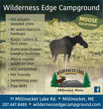 Wilderness Edge Campground