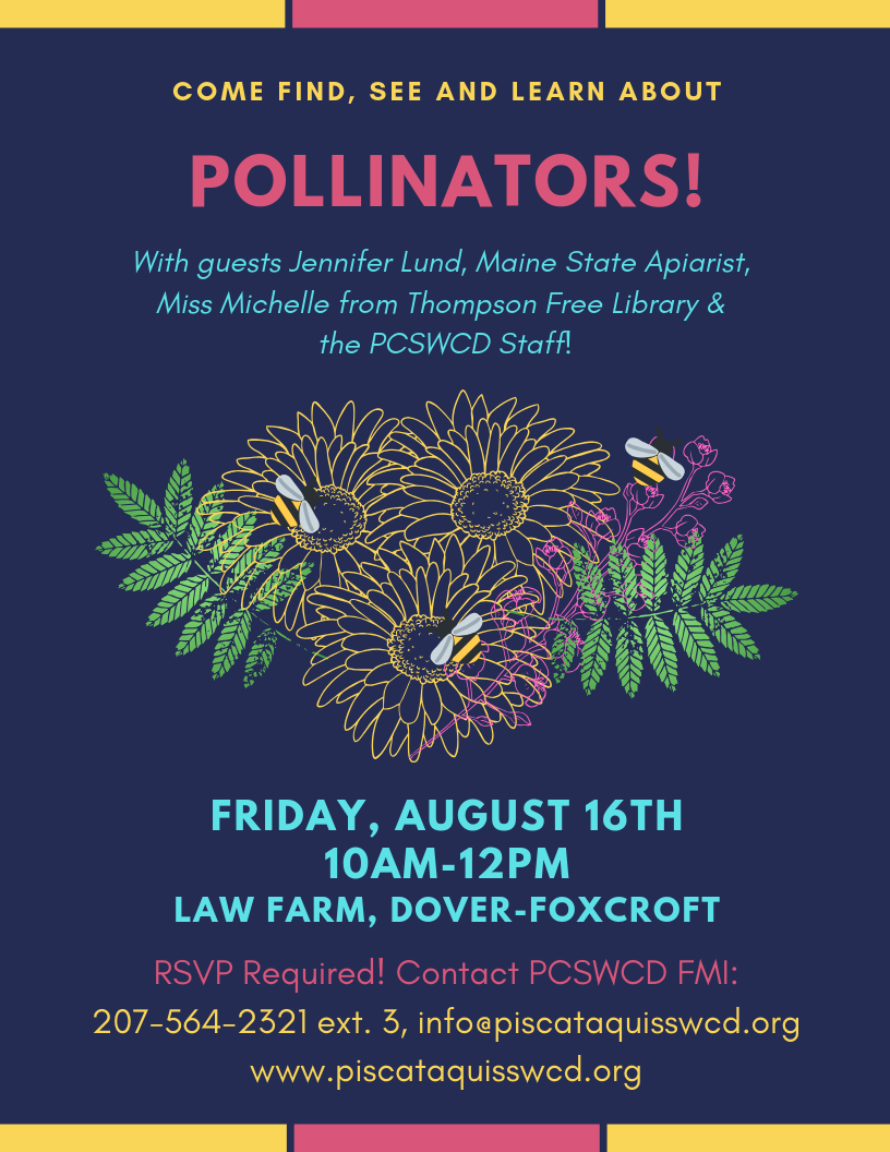 Learn About Pollinators