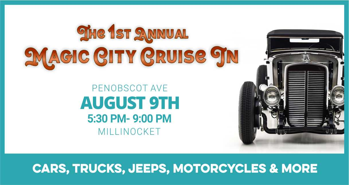 1st Annual Magic City Cruise In!