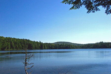 Nahmakanta Public Lands–Another great place to hike and see the North Woods of Maine