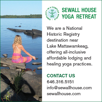 Sewall House Yoga Retreat